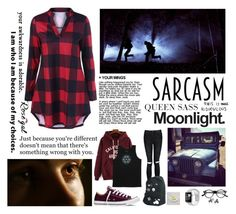 """""""Contest Entry: Rosegal"""" by averie-asajar on Polyvore featuring Boohoo, Converse, Marvel and Bling Jewelry"""