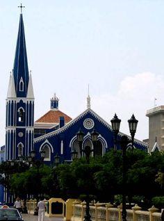 Iglesia de Santa Bárbara, Maracaibo, Venezuela