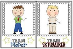 End of Year Behavior Management Tool {Justin Bieber vs. Luke Skywalker}.  I love this!  Genius, @Rachelle!!!!