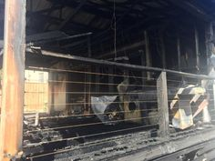 House fire in Barry St, Watsonia   Leader