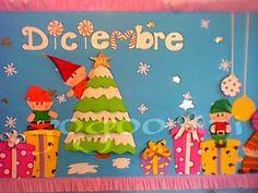 Periodico mural diciembre                                                                                                                                                                                 Más