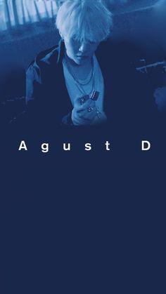 Agust D suga Namjoon, Taehyung, Min Yoongi Bts, Min Suga, Rapmon, Agust D, Pop Bands, K Pop, Min Yoongi Wallpaper