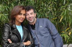 Tout roule pour Karine Le Marchand et Stéphane Plaza