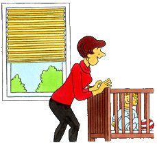 Basic Window Cord Safety