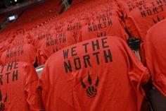 WE THE NORTH Toronto Raptors