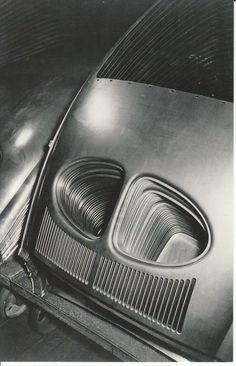 Carrosserie sortie de presse VW