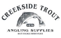 nice fishing logo