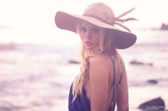 ⚓ #boho #hats #feathers #style #fashion