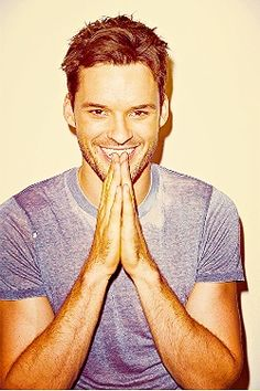 Austin Nichols is the cutest!<3