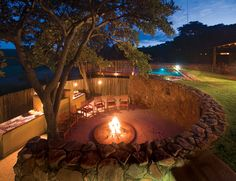 The Outpost Lodge, Kruger National Park, South Africa