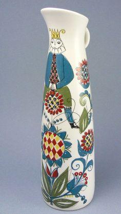 Figgjo Flint Saga via Keramikk