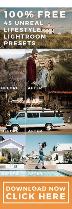 Learn how to edit epic travel / lifestyle photography in Lightroom, WITHOUT using presets! Lets dive into Lightroom Photography Lessons, Photoshop Photography, Photography Tutorials, Light Photography, Creative Photography, Amazing Photography, Food Photography, Best Free Lightroom Presets, Best Photoshop Actions