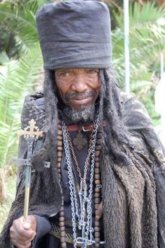 Ethiopian Monk