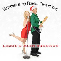 Found Christmas Is My Favorite Time Of Year by Lizzie & John Brenkus with Shazam, have a listen: http://www.shazam.com/discover/track/158629952