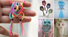 DIY Macrame Owls | Our Daily Ideas