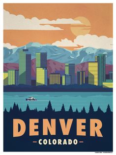 Image of Denver Poster