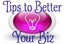 Tips to better your small business Smart marketing for smart women in plain English