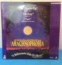 MOVIE LASERDISC 1990 ARACHNOPHOBIA WIDESCREEN EDITION SPIELBERG