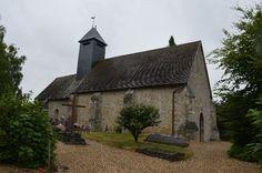 Eglise Notre-Dame te Aigleville (Eure 27)