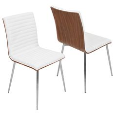 Mason Chair With Swivel - Set Of 2 | Overstock.com Shopping - The Best Deals on Dining Chairs