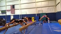 The Pushup Hold Game (Gymnastics/Fitness/Games)