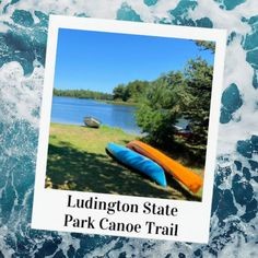 Awesome Ludington State Park Canoe Trail . Rent Kayaks or Watercraft at Ludington State Park. Check out the beach! . Best State Park in Michigan, perfect for kayaking, camping, bird watching, hiking and sight seeing! . . #ludingtonmichigan #ludingtonmichiganthingstodo #ludingtonstatepark #ludington #ludingtonstateparkmichigan #ludingtonmi #michiganstateparks Ludington Michigan, Ludington State Park, Michigan State Parks, Michigan Travel, Kayaks, Water Crafts, Go Camping, Bird Watching, Canoe