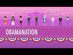 ▶ Obamanation: Crash Course US History #47 - YouTube