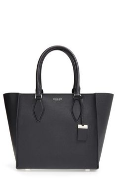 Michael Kors Michael Kors 'Large Gracie' Leather Tote available at #Nordstrom