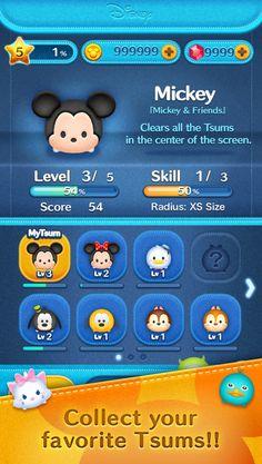 Line Disney Tsum Tsum Hack and Cheats