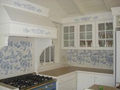 Cozinha estilo Provençal Mil Artes