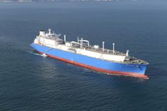 DSME Completes LNG Carrier Using Natural Gas