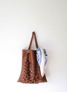 Τσάντα από δερματίνη - ftiaxto.gr