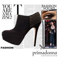¡Siempre perfecta con #Primadonna!  #shoes #fashion #style #heels