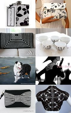 Black and White Days via Etsy https://www.etsy.com/treasury/MjQ4NDQ4OTZ8MjcyNDE3NjE5Mg/the-black-and-white-days