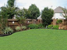 Michelle Soto Saved To Landscapingbackyard Landscape Ideas For Privacy Patiofurniture Backyardideasonabudget Backyards