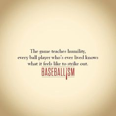 Baseballism - strike out