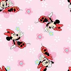 "8 yard bolt is $15.08 + free shipping. Minnie Floral Badges 43/44"" Wide 100% Cotton 8yd D/R-Minnie Floral Badges Springs Creative Products"