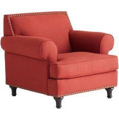 Carmen Chair - Flame Pier One