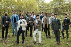 Mr. Erbil: Kurdish Dandies Start Iraq's First Fashion Club