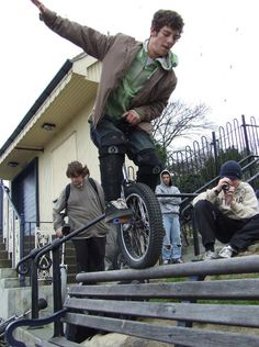 Street Unicyclist    http://streets-united.com/blog/extreme-unicycle-entertainment-show/