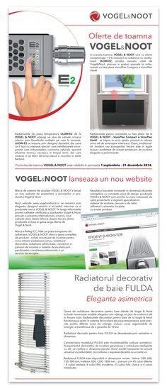 Oferte de toamna de la Vogel&Noot Portal, Website, Shopping, Fulda