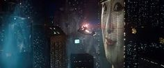 Future Cities in movies. blade runner