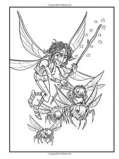 creative haven fantasy designs by aaron pocock fantasy myth mythical mystical legend elf elves sword