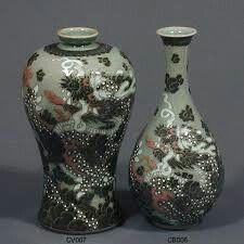 Identifying japanese vases ideen rund ums haus - Indoor krautergarten ...