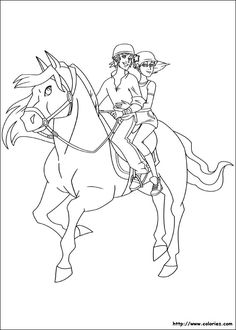 The Ranch coloring picture Coloring Pages For Kids, Coloring Books, Le Ranch, Watercolor Horse, Horse Drawings, Line Art, Pony, Horses, Cartoon