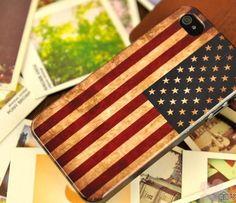 patriotism i phone case.