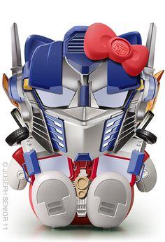 Hello Optimus