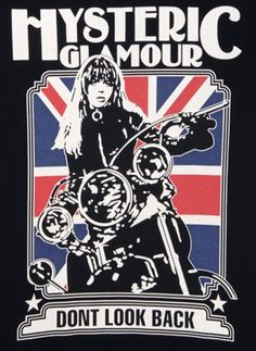 HYSTERIC GLAMOUR BRITAIN