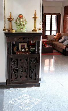 63 best Pooja Cabinet images on Pinterest | Pooja rooms, Mandir ...