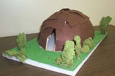 lesson plans for building Woodland Indian wigwam #homeschool #history